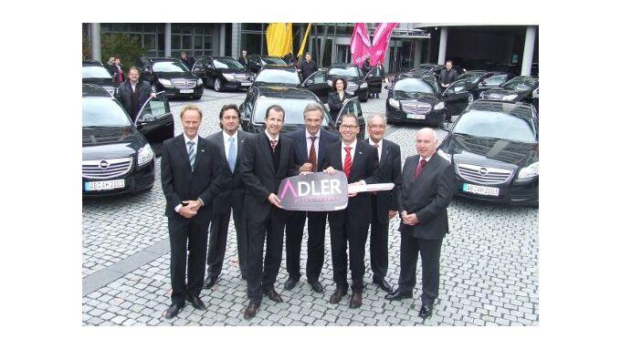 120 Opel Insignia für Adler