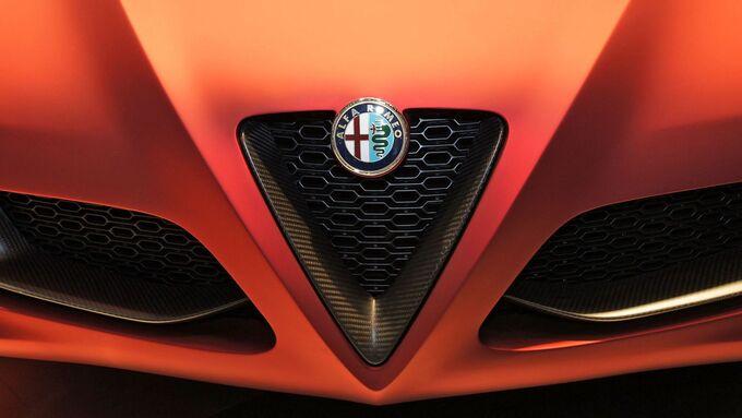 Alfa 4C Logo