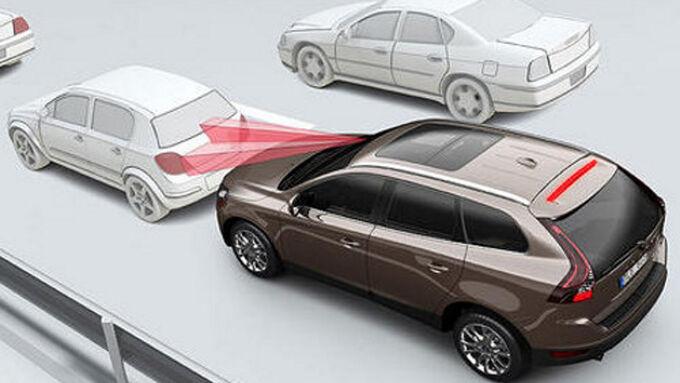 Assistenzsystem von Volvo prämiert