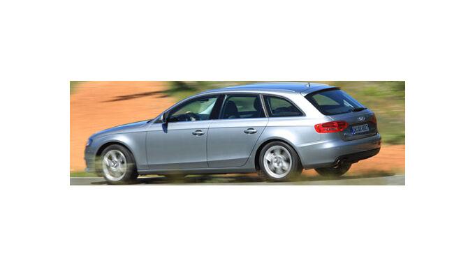 Audi A4: Ein Herz für Flottenmanager