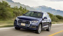 Audis neuer Q5 wird zum Latino