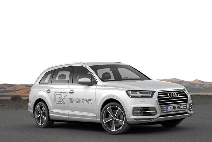 Audi Q7 E-tron 3.0 TDI