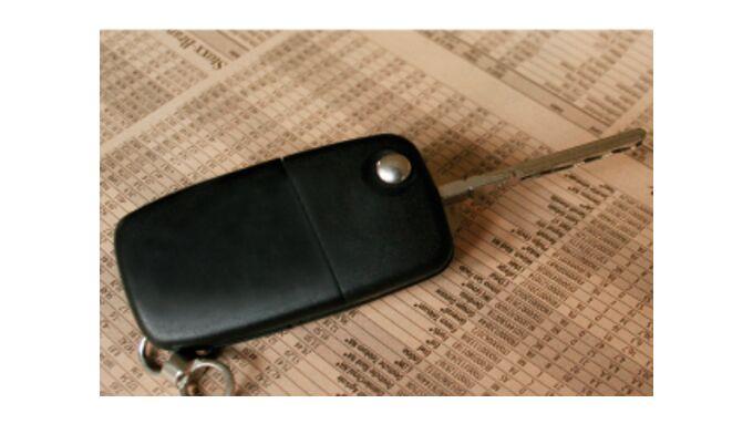 Autobanken weiten Marktanteile in der Krise aus