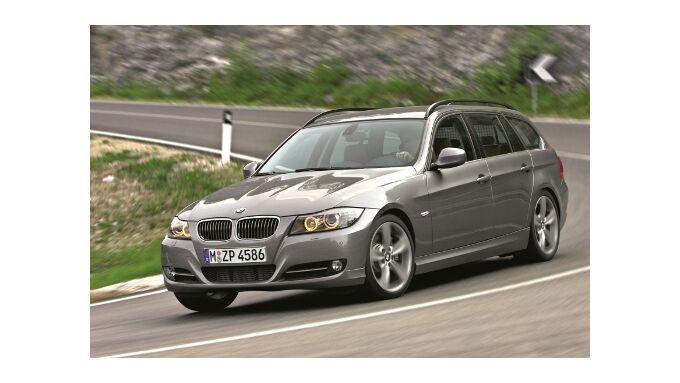 BMW 3er Touring - Sprit sparen ohne Verzicht