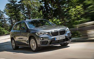 BMW X1 20d Automatik