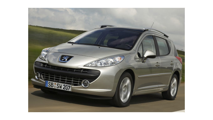 Business-Line für Peugeot 207 SW