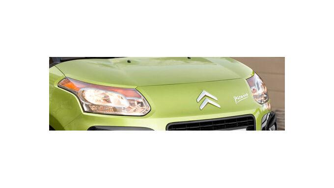 C3 Picasso: Citroën mit Schokoladenseite