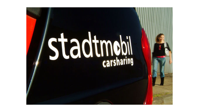 Car Sharing-Verband will Umweltprämie