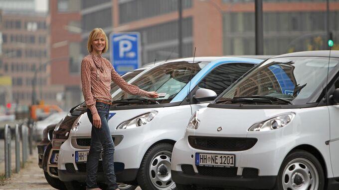 Car2go Hamburg, Europcar