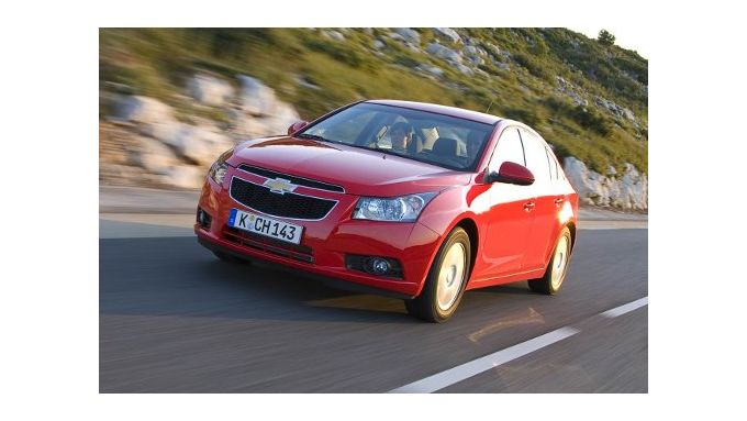 Chevrolet verkauft 50 Prozent mehr