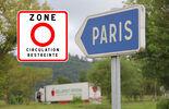 Crit'Air-Vignette beschränkt Zufahrt zu Städten in Frankreich.