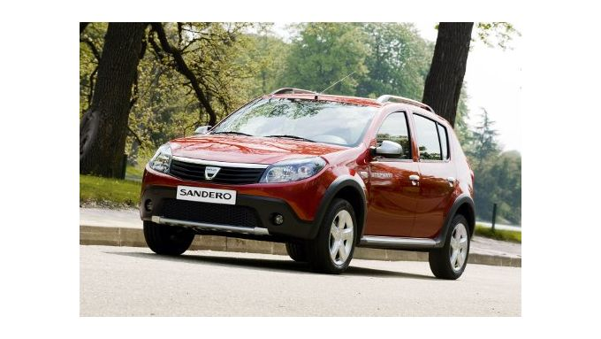Der Dacia Stepway kommt robust daher