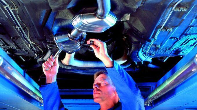 Dieselpartikelfilter, Rußfilter, Steuer, Förderung