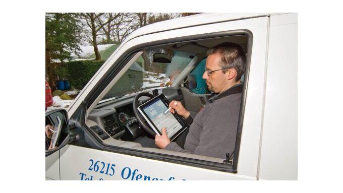 Fahrtkosten abrechnen mit GPS