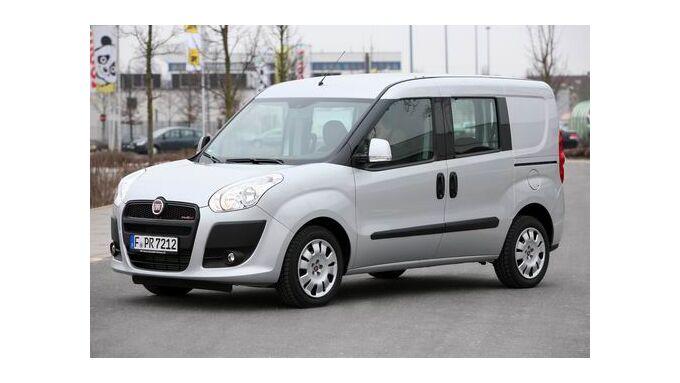 Fiat Doblò mit Erdgas-Turbo