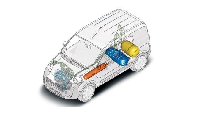 Fiorino kommt mit Erdgasantrieb