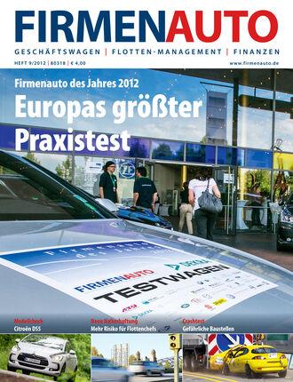 Firmenauto 0912 Titel