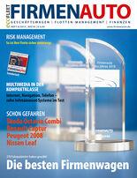 Firmenauto Titel Ausgabe 6/2013