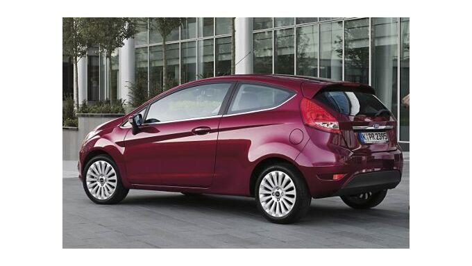 Ford Fiesta jetzt mit Flüssiggas-Antrieb