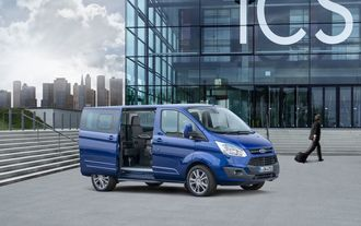 Ford Tourneo Custom Van Business Edition