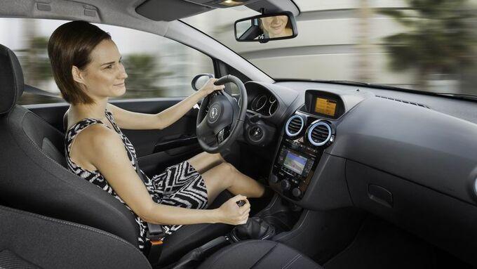 Frauen, Leasing, Auto