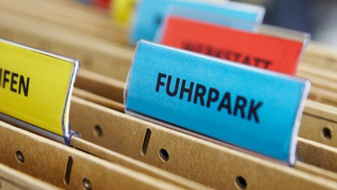 Fuhrparkverwaltung