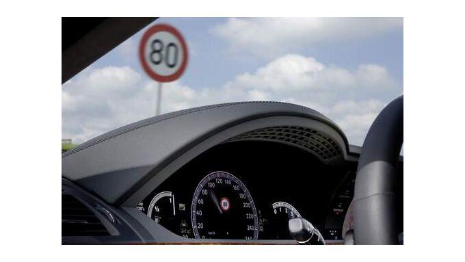 Geschwindigkeitswächter haben noch Probleme