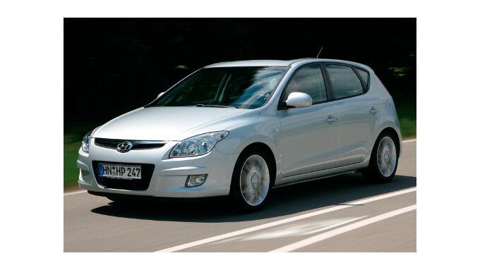 Hyundai: Bis zu 6.500 Euro Preisvorteil