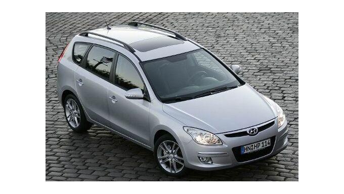 Hyundai i30cw 1.6 CRDi Fleet Edition