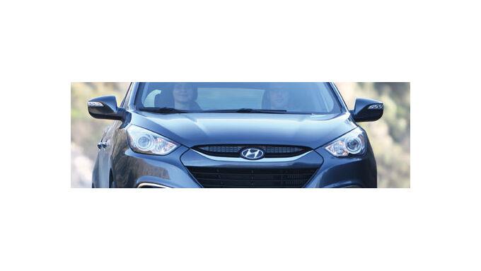 Hyundai ix35 - Billig ist anders