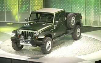 Jeep Studie Gladiator 2004