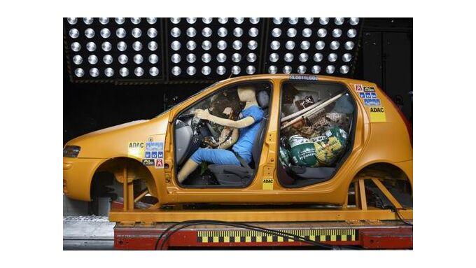 Kleinwagen sind für den Großeinkauf im Baumarkt nicht gut geeignet