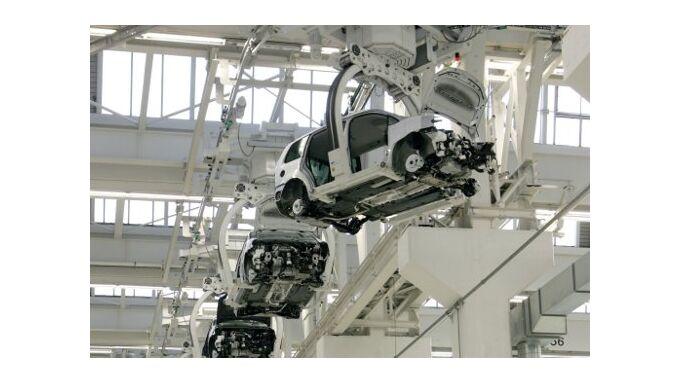 Längere Lieferzeiten für deutsche Autos möglich