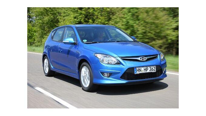 Leichte Facelift für den Hyundai i30