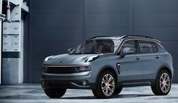 Ein China-SUV für die Welt