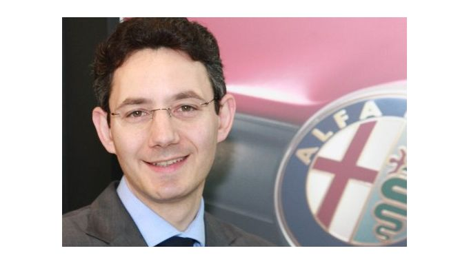 Marketingleiter bei Alfa Romeo