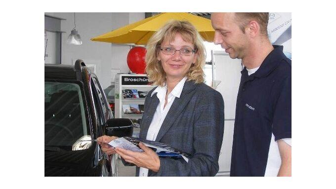 Mazda baut Händlernetz aus