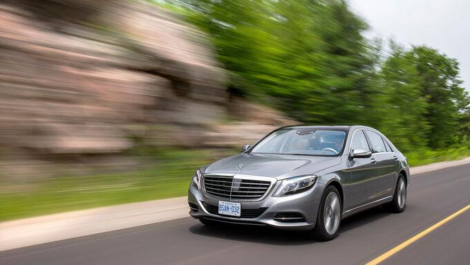 Mercedes-Benz neue S-Klasse