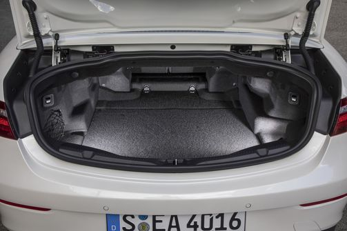 Mercedes E-Klasse Cabriolet 2017