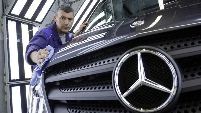 Mercedes Sprinter, Sicherheit