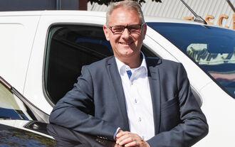Michael Heise, Vertriebsleiter des Toyota Geschäftskunden Service TGS