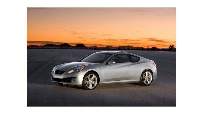Neues Coupé von Hyundai