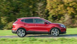 Kompakte SUV: die sparsamsten Diesel