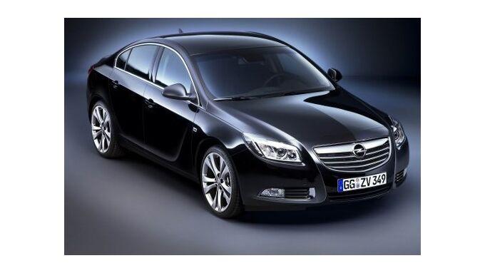 Opel Insignia gewinnt Design-Preis