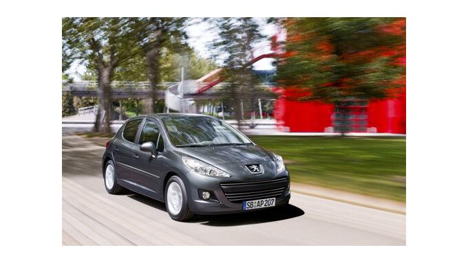 Peugeot schützt vor Fehlbetankung