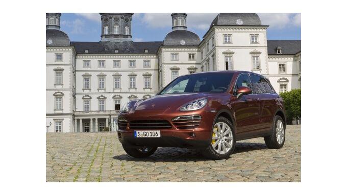 Porsche Cayenne: Vergnüglicher Verzicht