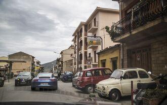 Porsche Italien Ausland