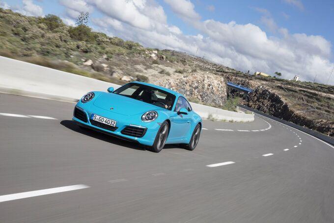 Porsche ist Gesamtsieger 2016.