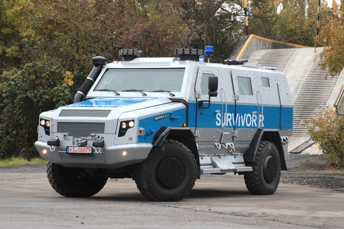 RMMV Survivor-R