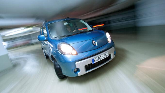 Renault Kangoo dCi 90 4WD Energy Luxe